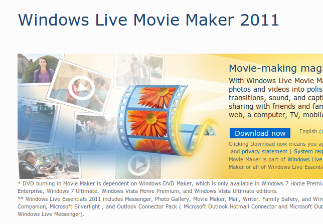 How to make a good movie in windows live movie maker