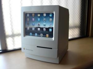 macintosh classic iPad