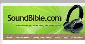 Soundbible clips