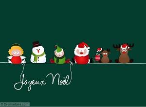 cartes de voeux Noel – ah oui?