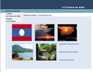 EdWeb French in Asia page