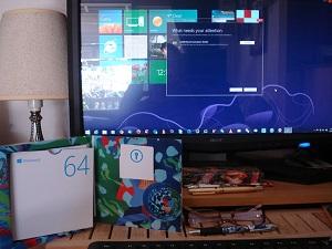 Windows 8 install