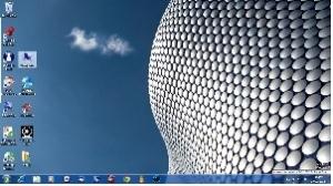 Wndows 7 desktop