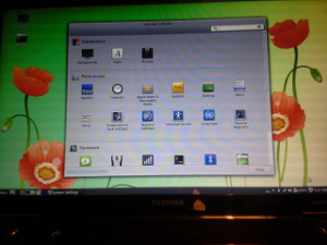 Linux Mint 15 Phone