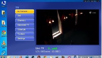 netbook TV