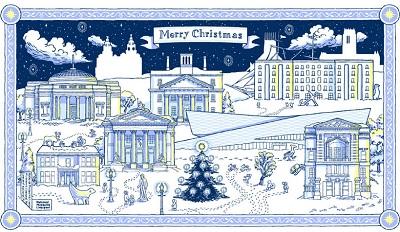 Liverpool museums advent calendar