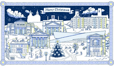 Liverpool museums advent calendar