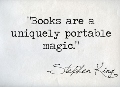 stephen king book quote