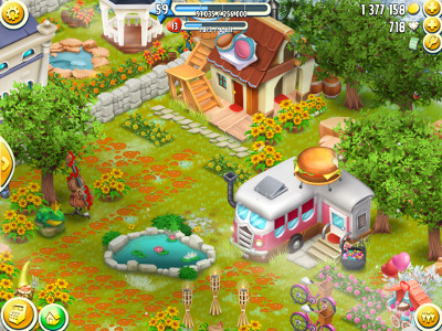 Hay Day Town