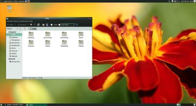 Desktop Ubuntu Mate