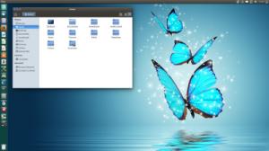 Ubuntu Tweaked Desktop