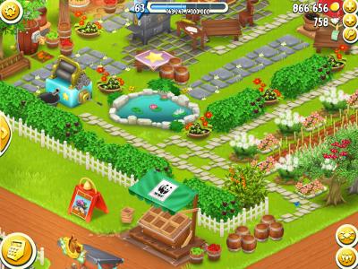 Hay Day WWF