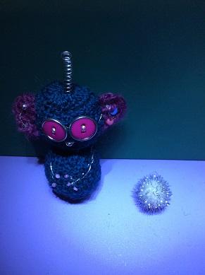 blue-crobot