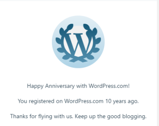 wordpress10years