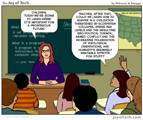 teach coding