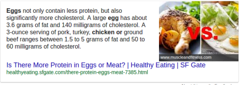 chicken vs eggs