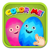 Color me Easter app