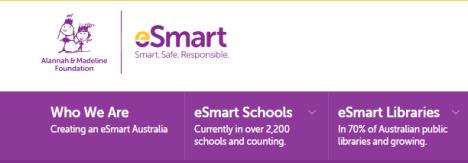 eSmart schools
