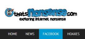 thatsnonsense site