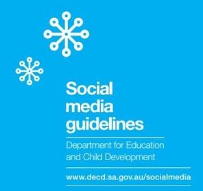 social media guidelines DECD