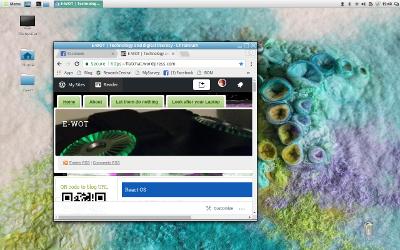 Raphaela desktop