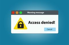 access denied image